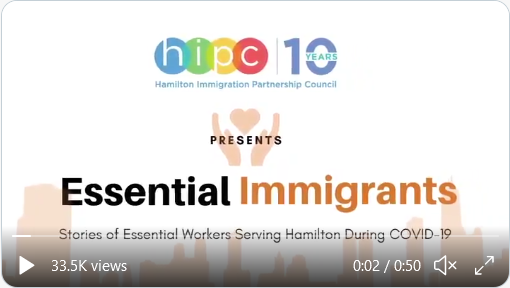 Essential Immigrants video thumbnail